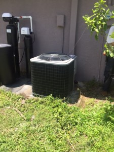 Brand new 14 seer air conditioner